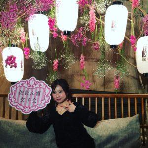 佐賀県女子会推進大使のはーとるメンバーの舟木美純