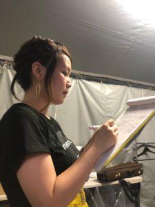 中洲Jazz2019司会の平野綾菜
