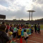 博多の森リレーマラソン2017の様子